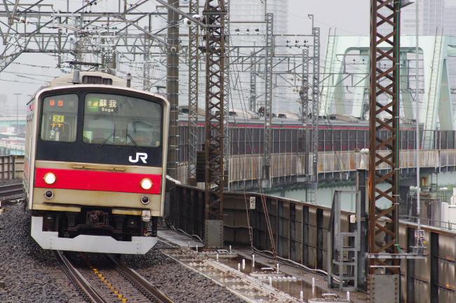 2012年2月23日 ケヨ24 運転最終日