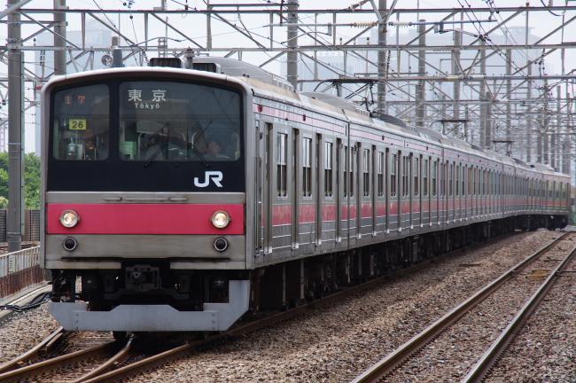 2012年2月23日 ケヨ26 17運用代走