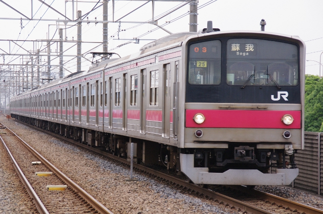 2012年2月23日 ケヨ25 03運用代走