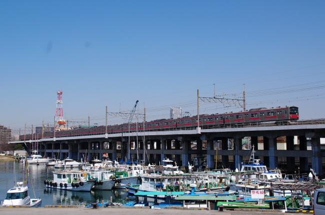 2012年2月23日 ケヨ27 海岸