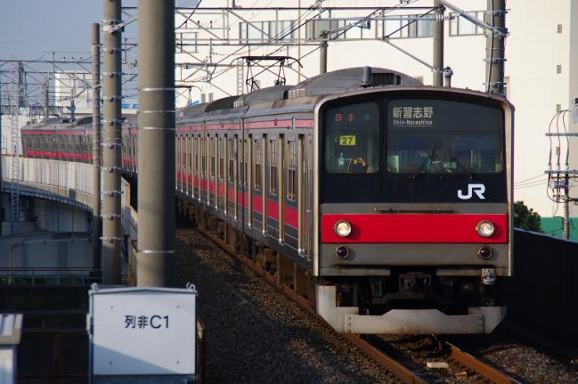 2012年2月23日 ケヨ27 81運用代走