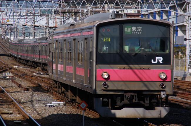 2012年2月23日 ケヨ26 85運用代走
