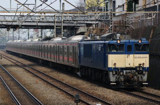 2012年2月23日 ケヨ27 配給 新秋津