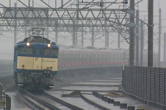 2012年2月23日 ケヨ27 配給 南船橋
