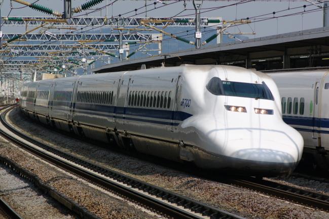2012年2月24日 300系さよなら運転 B2