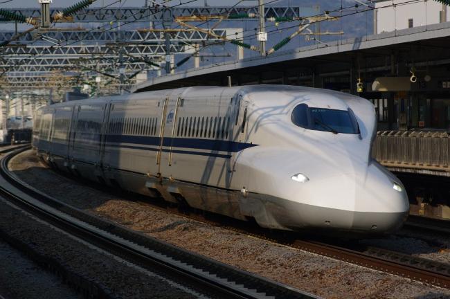 2012年2月24日 300系さよなら運転 N700 p
