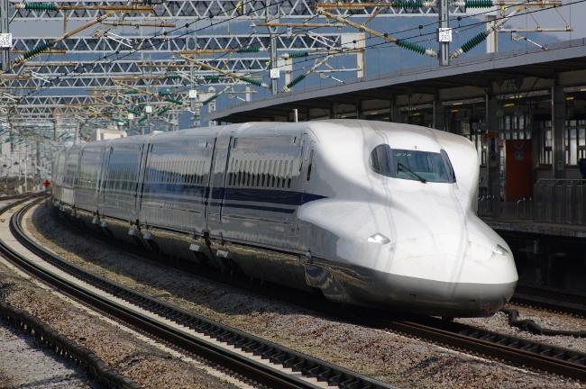 2012年2月24日 300系さよなら運転 N700