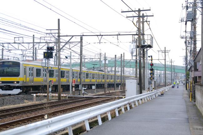 2012年3月6日 カモレ 幕張付近