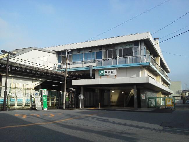 2012年3月6日 幕張駅