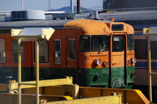 2012年3月13日 名古屋遠征 165系