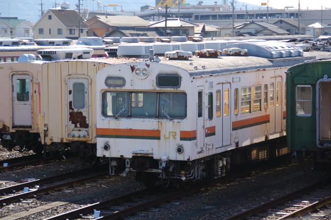 2012年3月13日 名古屋遠征 103系