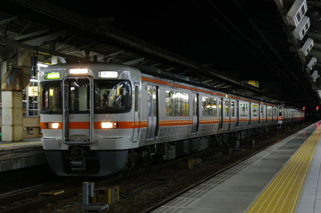 2012年3月13日 名古屋遠征 関西線
