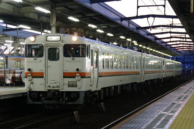 2012年3月15日 名古屋遠征 キハ48 岐阜
