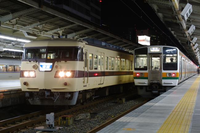 2012年3月15日 名古屋遠征 S11+S7 名古屋