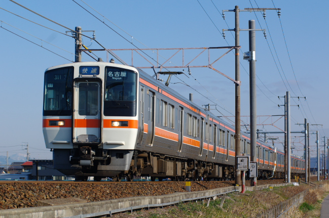 2012年3月14日 名古屋遠征 2506F G3 岐阜-木曽川