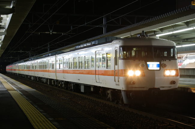 2012年3月14日 名古屋遠征 2541F S8+S? 尾張一宮