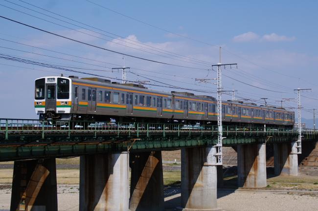 2012年3月15日 名古屋遠征 211系 新守山-大曽根