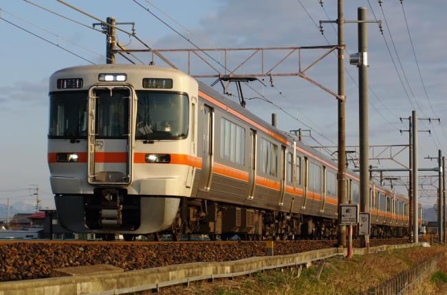 2012年3月15日 名古屋遠征 118F 岐阜-木曽川