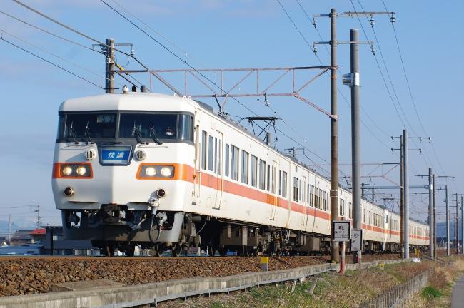 2012年3月17日 名古屋遠征 前半 117系