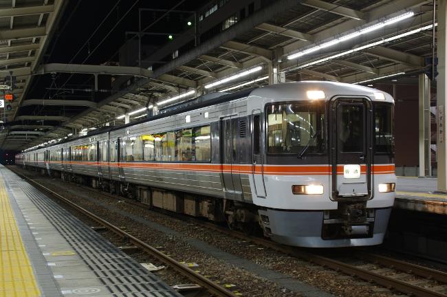 2012年3月17日 名古屋遠征 373系