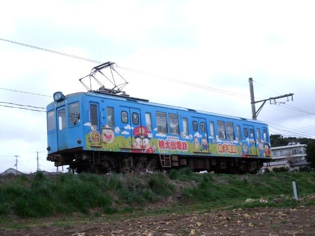 2012年3月18日 銚子旅行 デハ1001