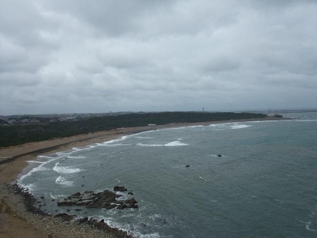 2012年3月18日 銚子旅行 君が浜