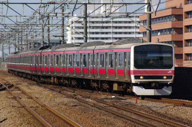 2012年4月12日 京葉線 ケヨ34