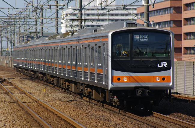 2012年4月12日 京葉線 873E M35