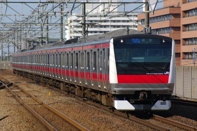 2012年4月12日 京葉線 711Y ケヨ508 新浦安