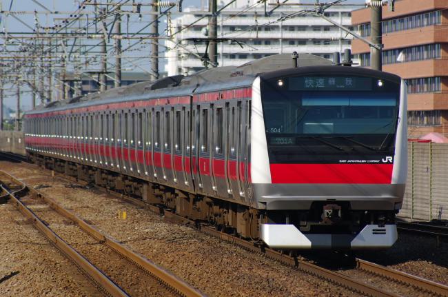 2012年4月12日 京葉線 701A ケヨ504