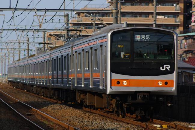 2012年4月18日 武蔵野線 M63
