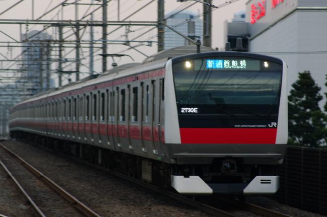 2012年4月18日 武蔵野線 ケヨ512
