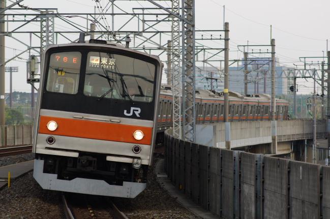 2012年4月19日 京葉線 M9