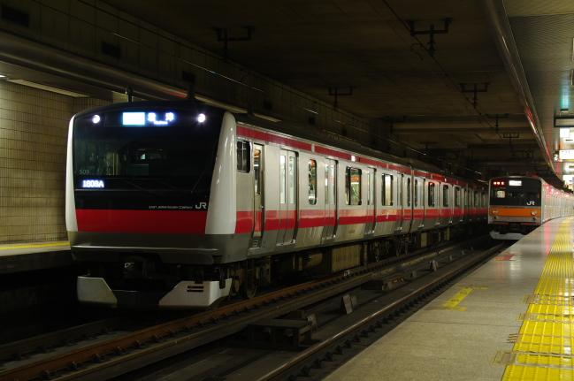 2012年4月19日 京葉線 ケヨ509