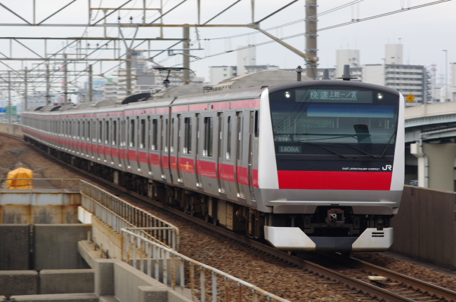 2012年4月21日 京葉線 ケヨ514