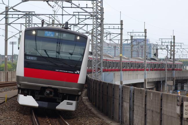 2012年4月21日 京葉線 ケヨ512