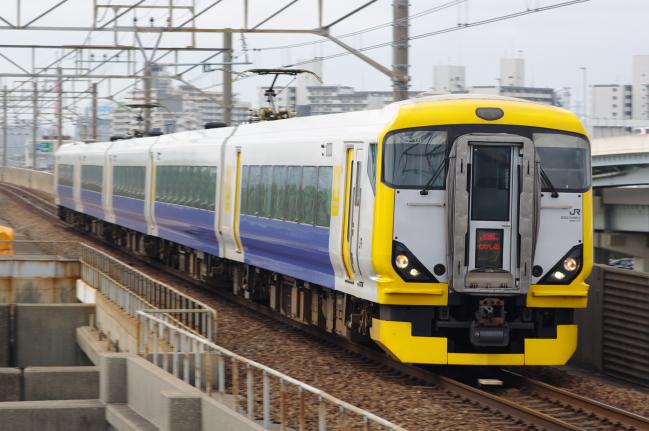 2012年4月21日 京葉線 NB15