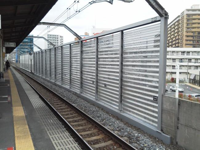 2012年4月23日 潮見駅