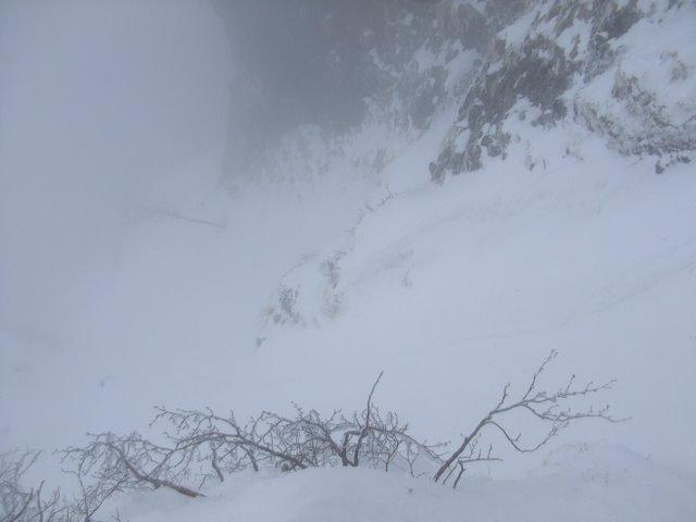 阿弥陀岳南稜H22.1.31② 035