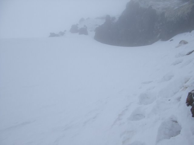 阿弥陀岳南稜H22.1.31② 053