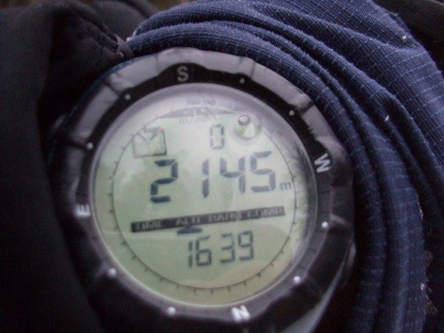 阿弥陀岳南稜H22.1.31② 099