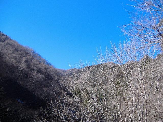 奥多摩-お祭~三条の湯~北天のタル~飛龍権現~サオウラ峠~丹波19・2・3 004