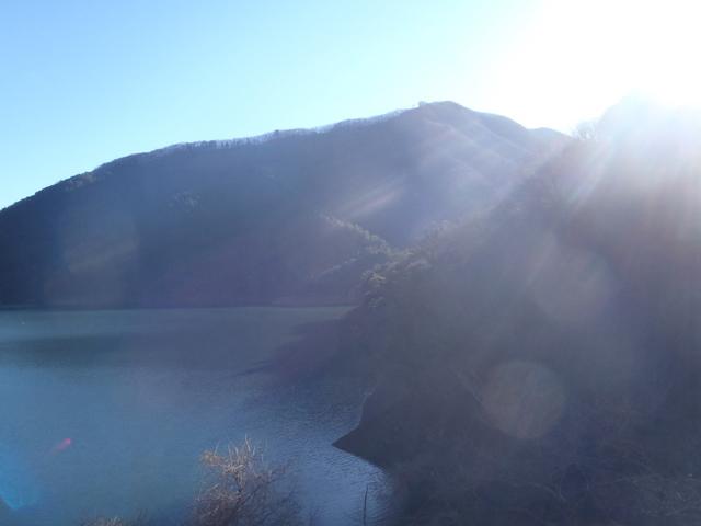 奥多摩ー奥多摩湖~鞘口峠~浅間尾根~払沢の滝H22.12.23 018
