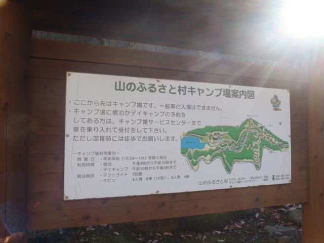 奥多摩ー奥多摩湖~鞘口峠~浅間尾根~払沢の滝H22.12.23 027