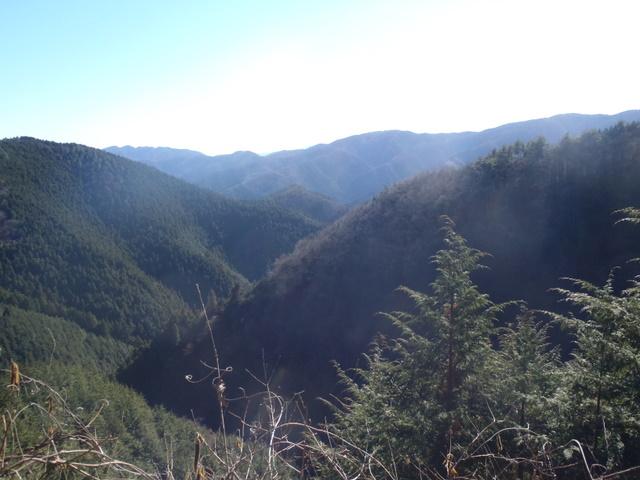 奥多摩ー奥多摩湖~鞘口峠~浅間尾根~払沢の滝H22.12.23 119