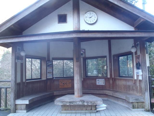 奥多摩ー奥多摩湖~鞘口峠~浅間尾根~払沢の滝H22.12.23 178