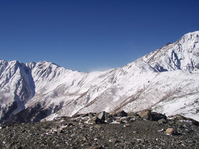 南アルプス-北岳(ボーコン)3H15・12・30~H16・1・2 032