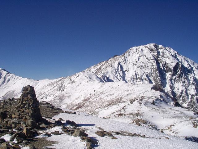 南アルプス-北岳(ボーコン)3H15・12・30~H16・1・2 030