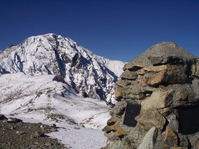 南アルプス-北岳(ボーコン)3H15・ (1)