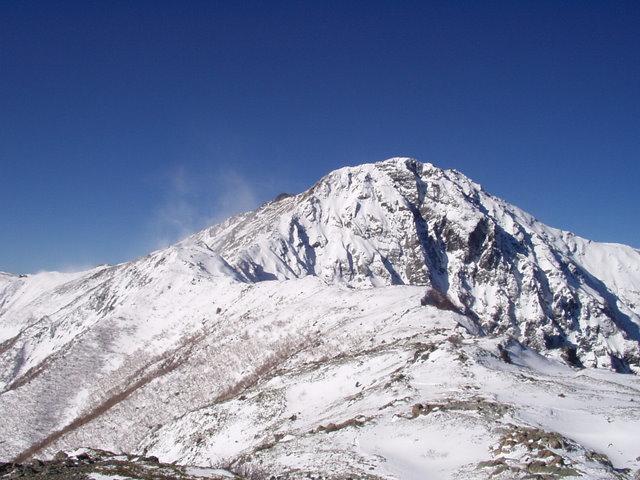 南アルプス-北岳(ボーコン)3H15・12・30~H16・1・2 037